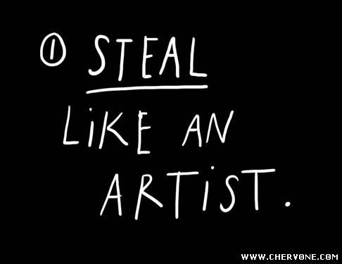 Кради як художник