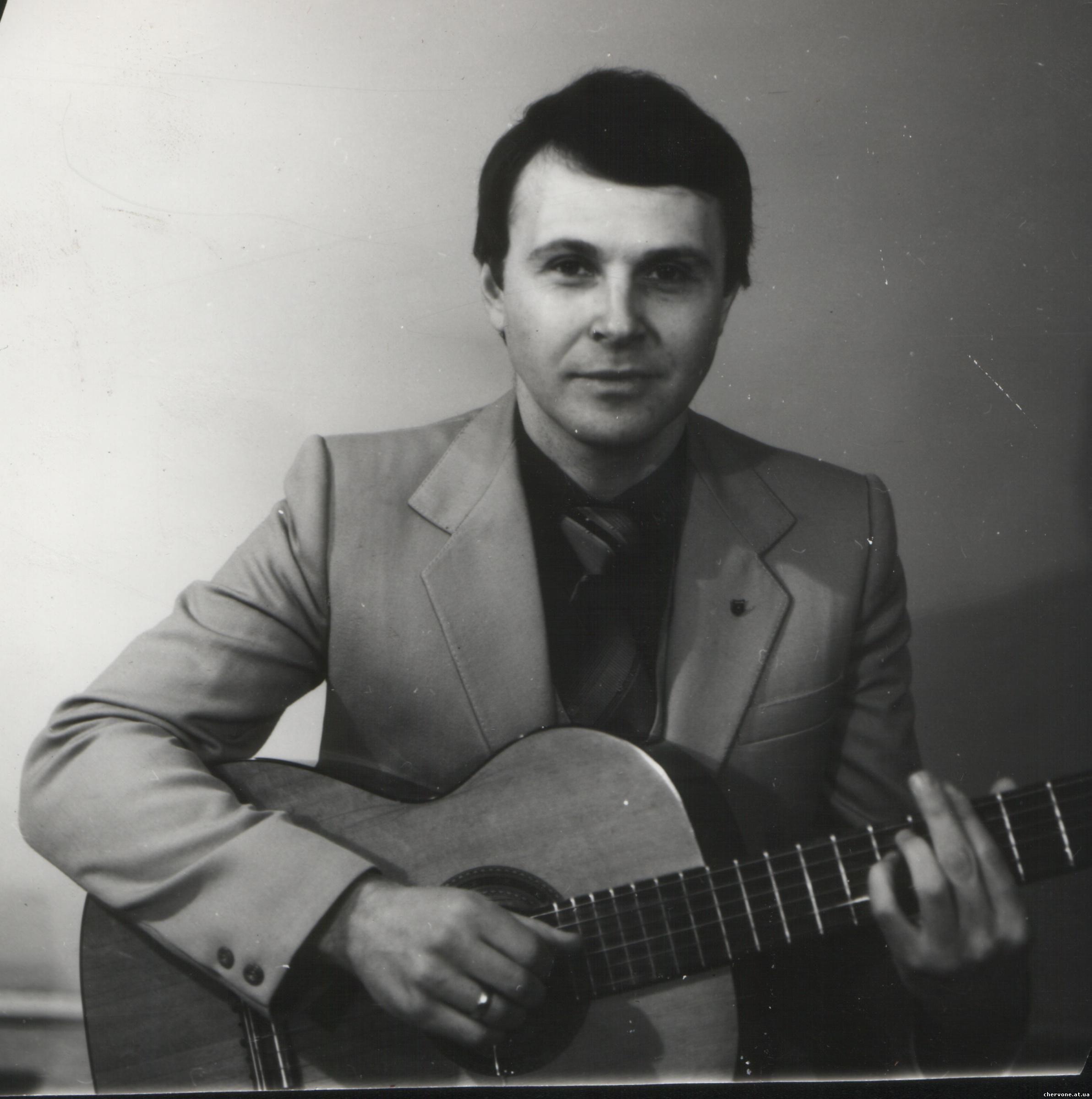Shinkaruk Volodymyr Fedorovich